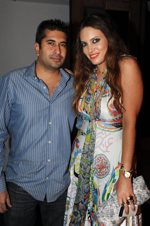 Sunjay Hotchandani & Jilian Sanz