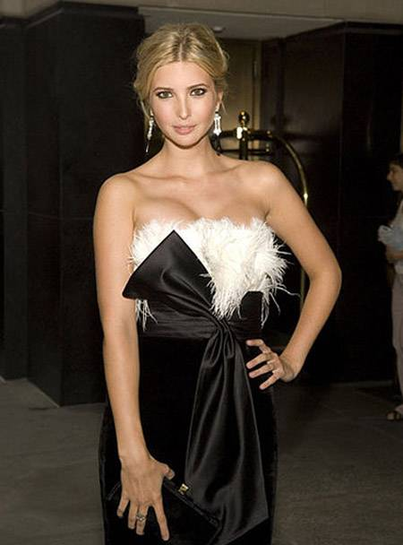 Ivanka Trump at The Ivanka Trump Launch of her Fine Jewelry Coll