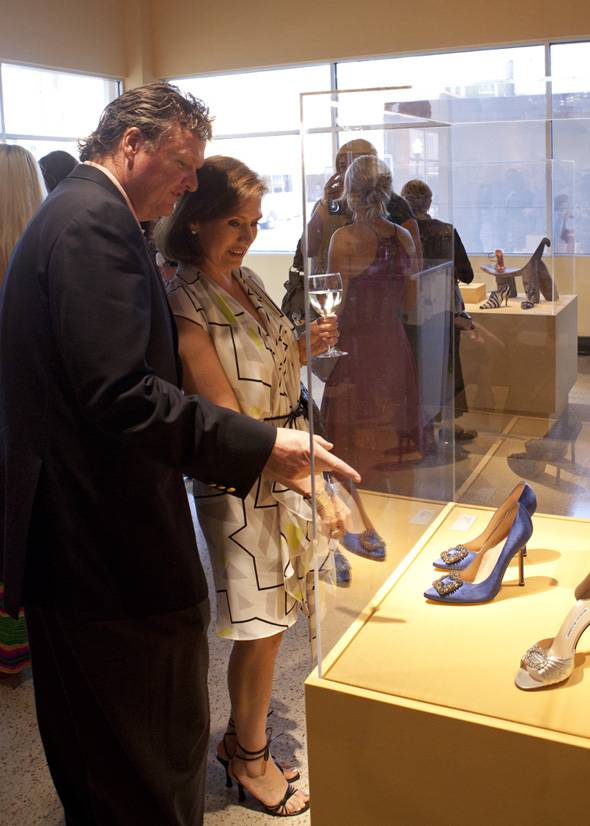 Big Names In New York Fashion Gather At Savannah College Of Art And Design To Honor Manolo Blahnik Haute Living