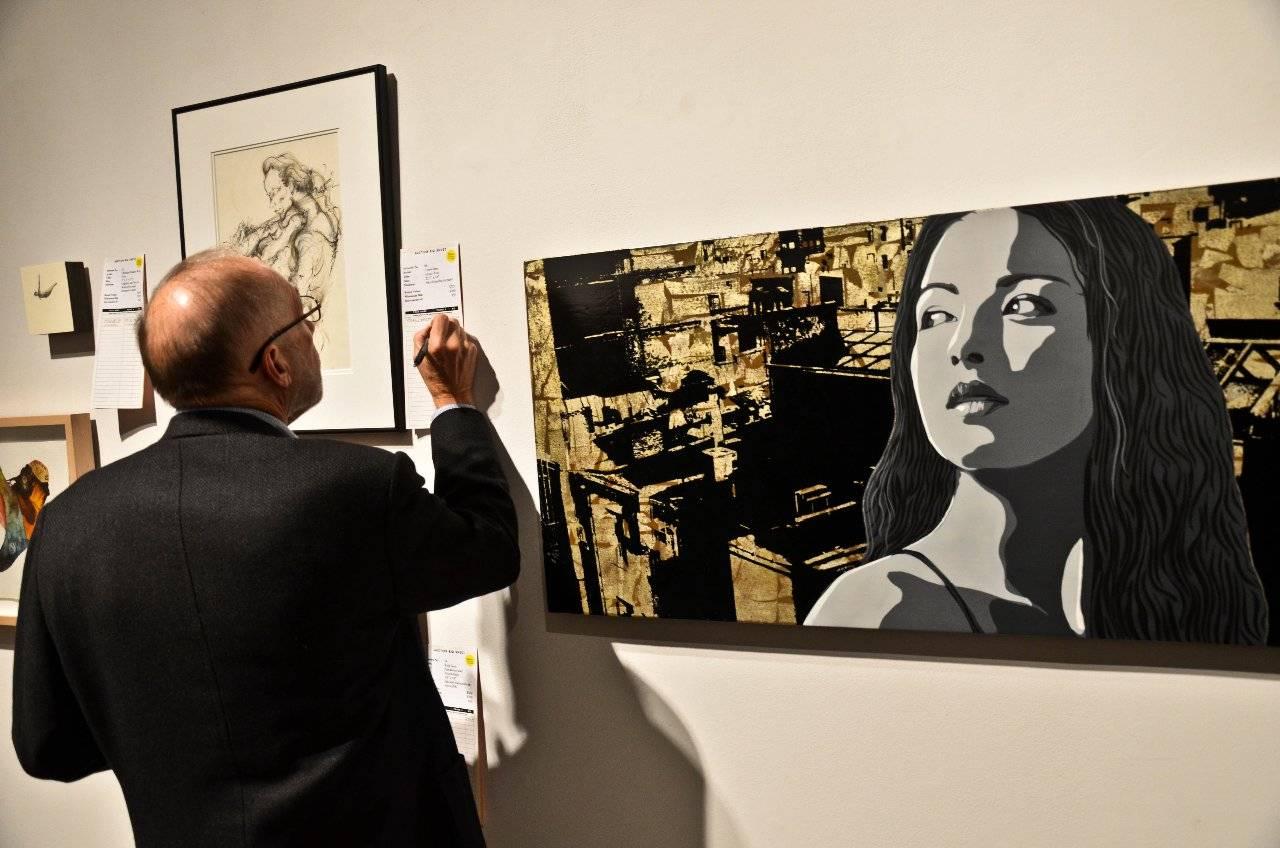 Hambidge Art Auction and performance gala