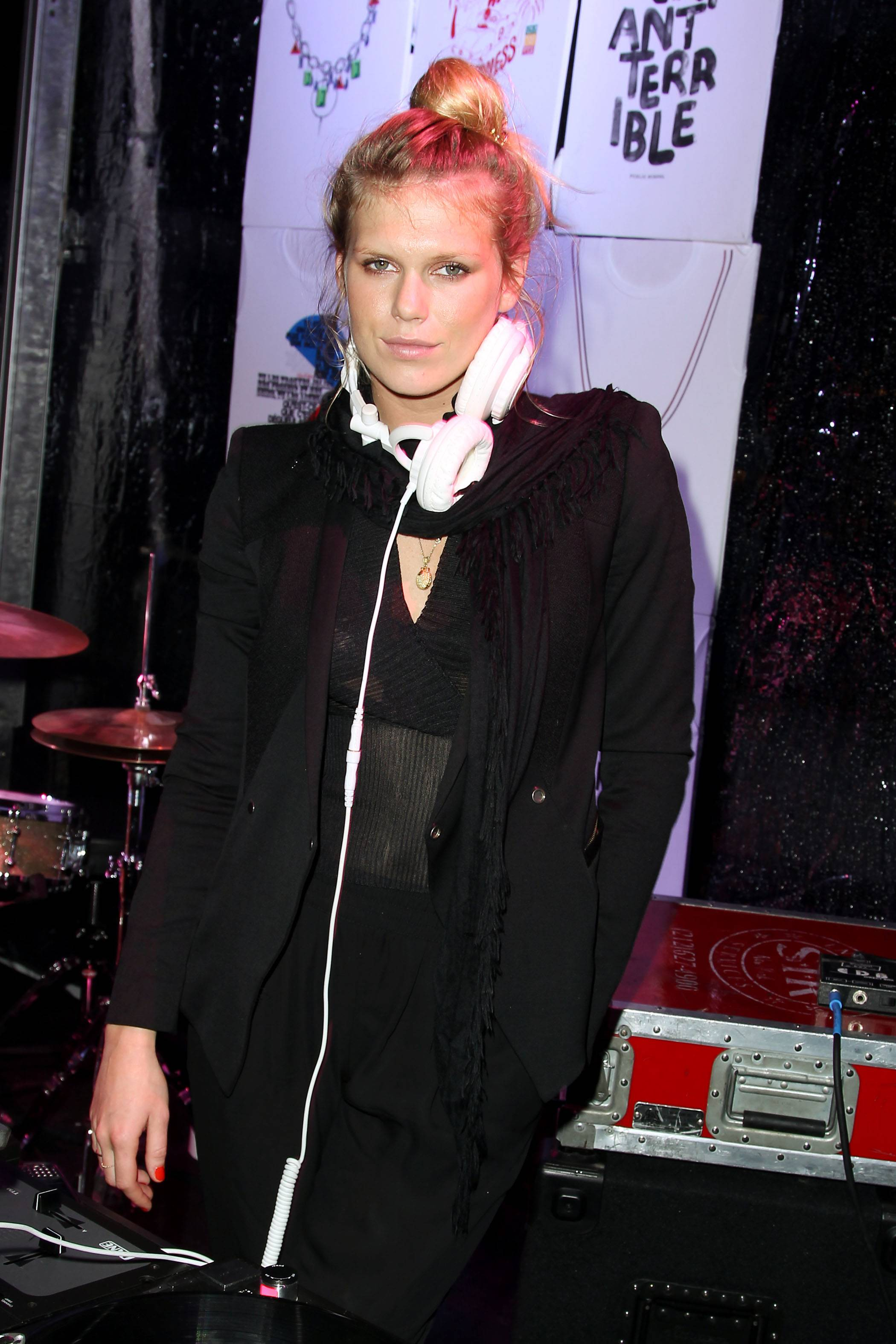 DJ Alexandra Richards