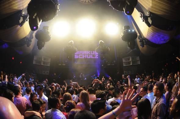 Atmosphere Marquee Nightclub