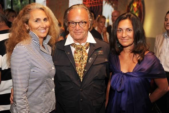 Barbara & Diego Della Valle, Cristina Borgomanero