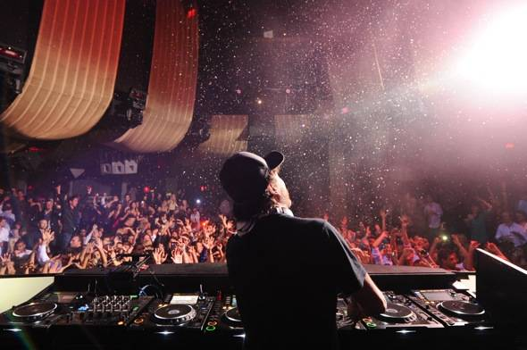Benny Benassi at Marquee