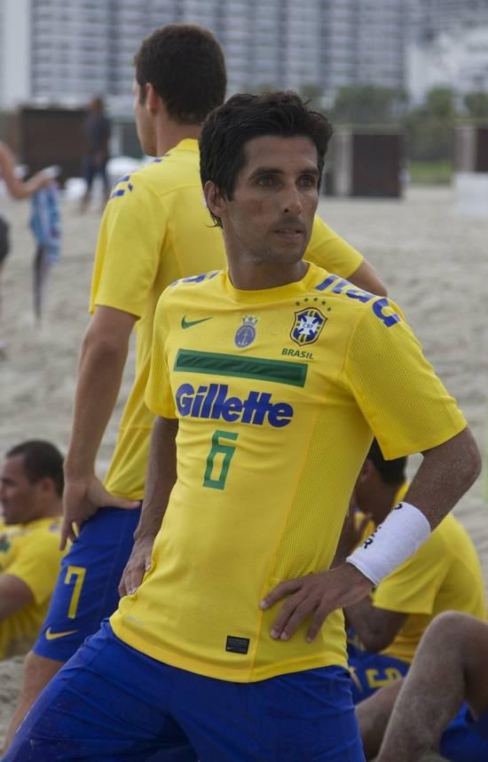 Brazil after match