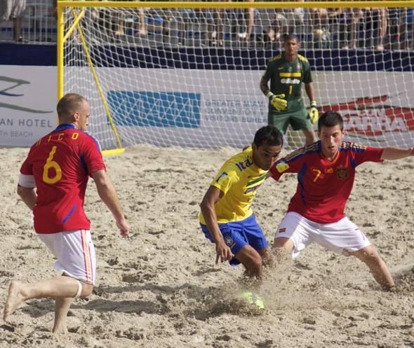 Brazil vs Spain