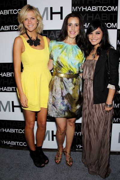Brooklyn Decker, Maria Renz(Director Amazon.com), Vanessa Hudgens
