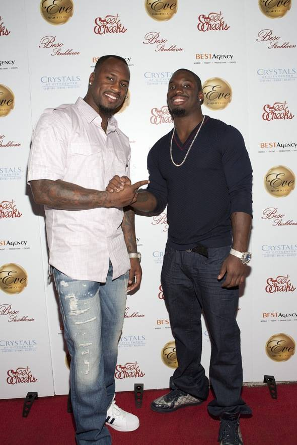 Vernon and Vontae Davis
