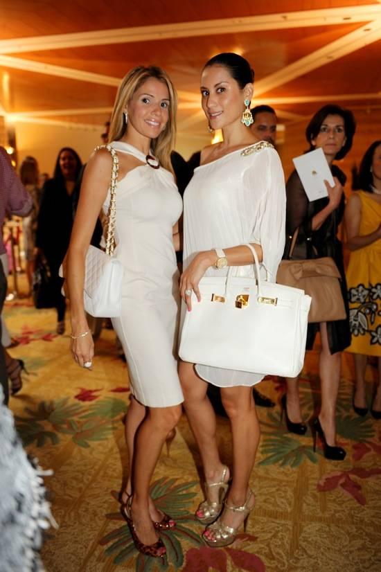 Denise DiMare & Michelle Pucci