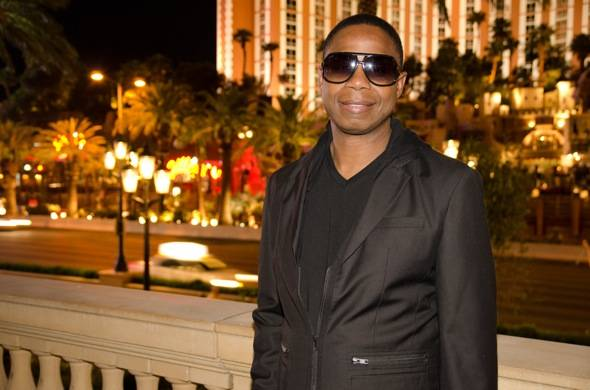Doug E Fresh on LAVO terrace