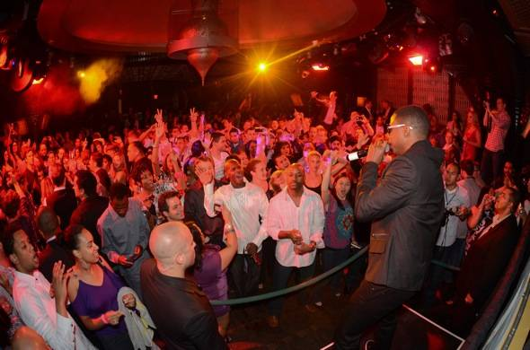 Doug E Fresh performs at LAVO