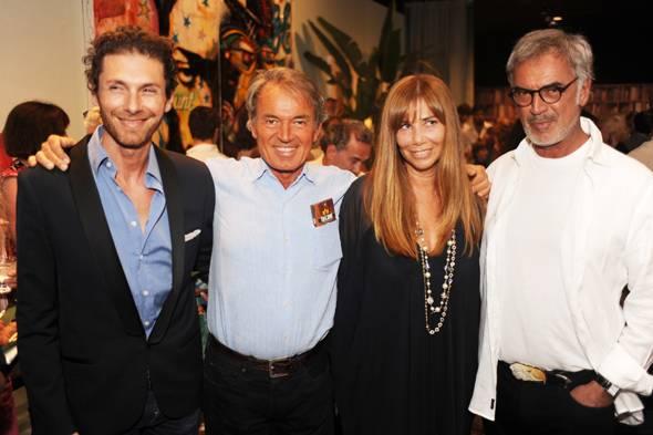 Fabrizio Cocchi, Paolo, Nadine & Daniel  Borgomanero3