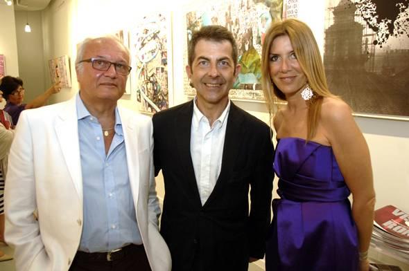 Francesco Lopez, Lamberto Petrecca, & Glorica Porcella