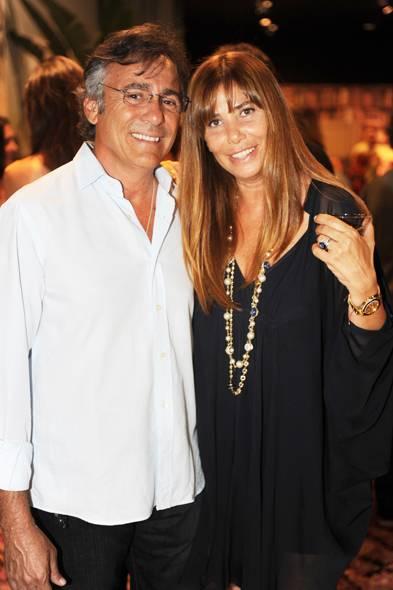Giovanni Grimaldi & Nadine Borgomanero