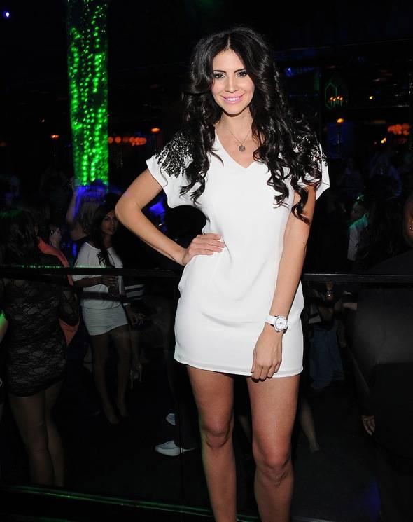 Playboy Playmate of the Year 2010 Hope Dworaczyk