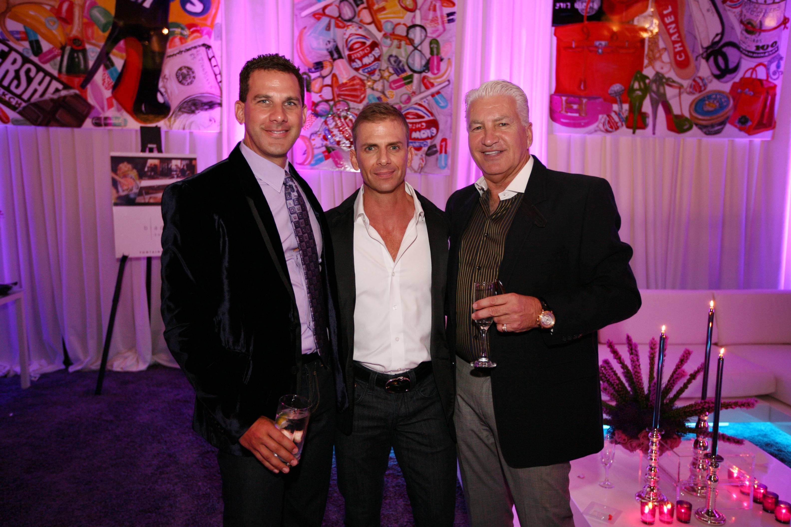 Joe Fava, Mr. Yurant, &John Lozitto