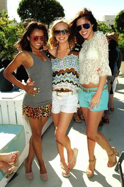 Kat-Graham-Candice-Accola-Kayla-Ewell-Armani-Exchange-Birthday-Fashion[1]