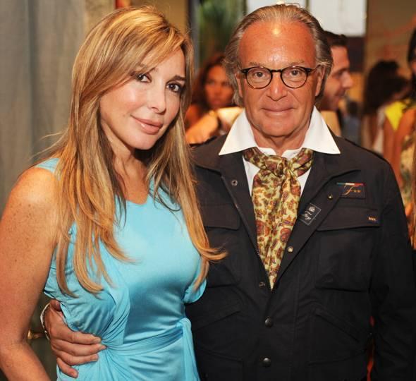 Marysol Patton & Diego della Valle