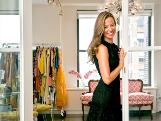 Milly Opens a Posh Shop on Madison Avenue