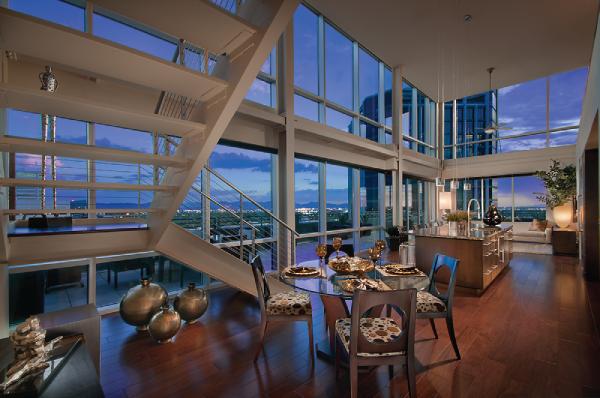 One-Lexington-Penthouse-Kitchen-Dining