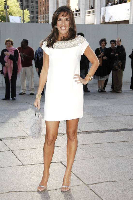 Photo in White Evening Dress 5-19-08