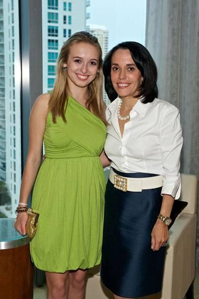Alexandra Quintero and Norma Quintero