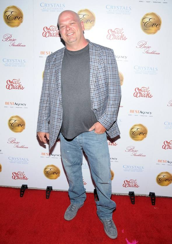 Rick Harrison red carpet.