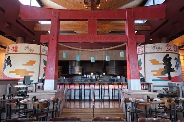 The top 5 hibachi restaurants in phoenix haute living for Fish restaurants in scottsdale