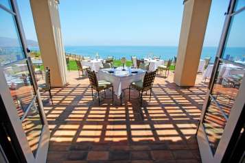 Terranea Resort - mar'sel Patio