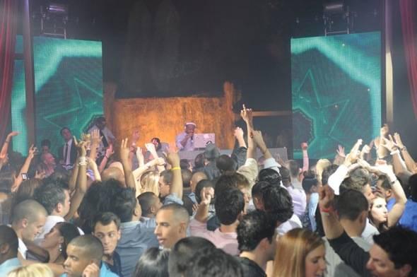 Tryst - Jermaine Dupri & Crowd