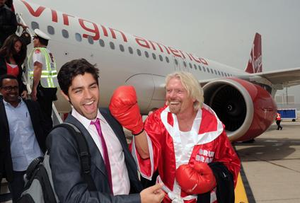 Sir Richard Branson, Adrian Grenier and Friends Rock the ...