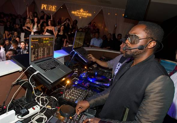 will.i.am_PURE Nightclub_DJ set