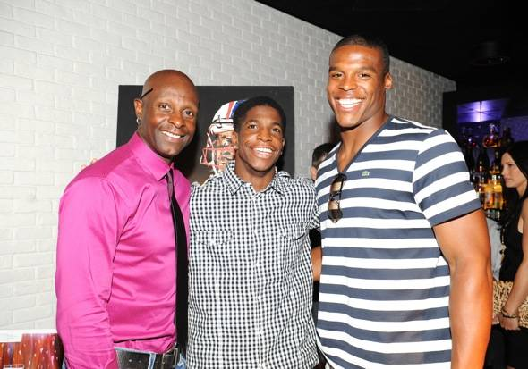 Sports Dream Foundation Reception STK Steakhouse Las Vegas