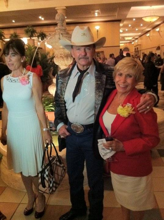 Ali Waldman, honoree, Ron Bergeron, Barbara Rowe Cerasini, honoree