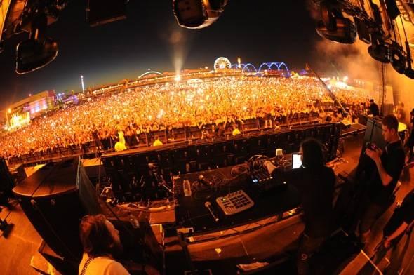 EDC Vegas – Skrillex – credit Danny Mahoney