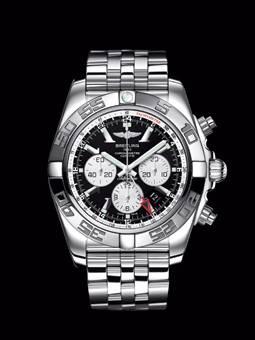 The Breitling Chronomat GMT