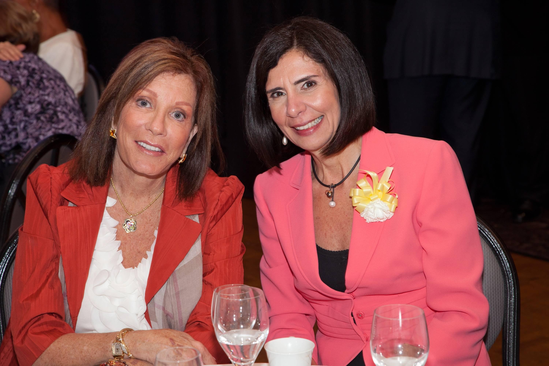 Helene Levitz & Co-Chairman Ann D'Auria