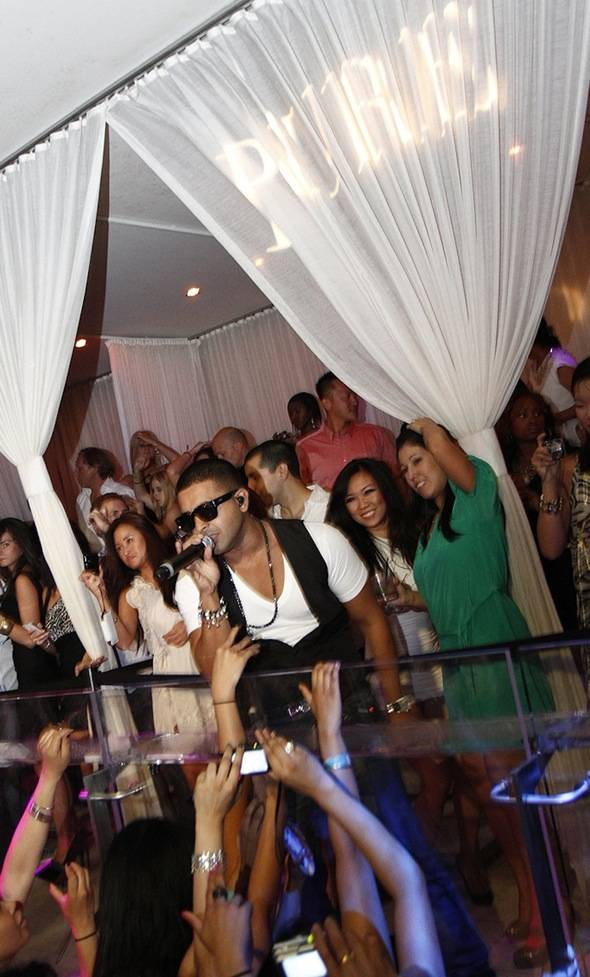 Jay Sean_Performance3_PURE Nightclub