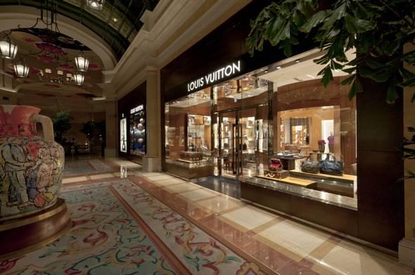 Louis Vuitton at The Bellagio