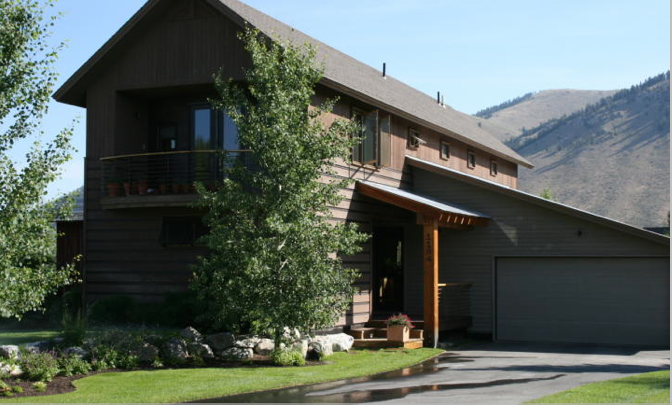 1184 MELODY CREEK  Jackson, WY 83001