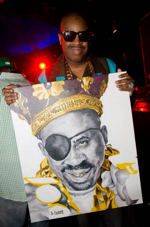 Slick Rick at LAVO 2