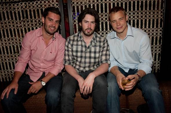 Teddy Purcell_Jason Reitman_Dustin Brown _LAVO