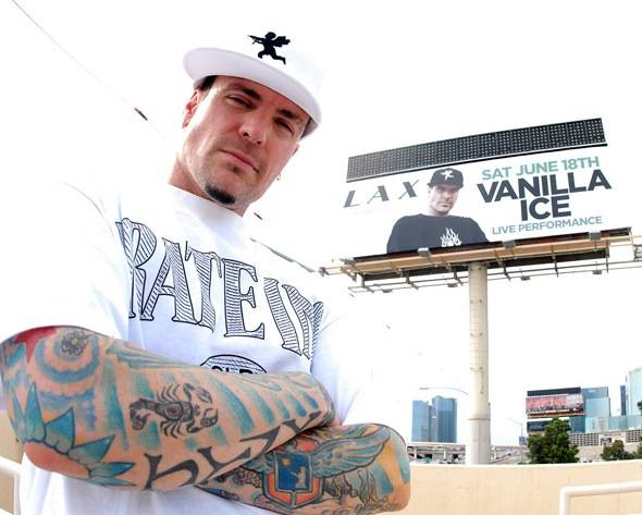 Vanilla Ice_LAX_Billboard