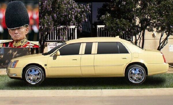 Hautos The World S Royalty And Their Cars Of Choice