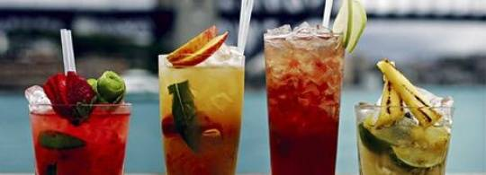 frozen cocktails dubai