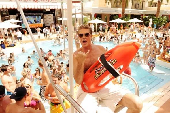 at Encore Beach Club on July 23, 2011 in Las Vegas, Nevada.