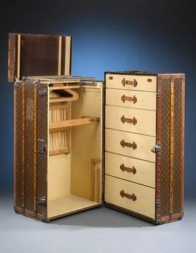 29 5855_2 - Wardrobe Trunk