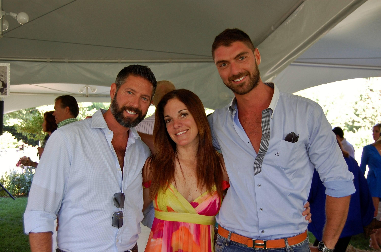 Alec Floyd, Lisa Hartman, Sergio Piazza