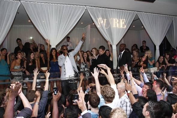 B.o.B_PURE Nightclub Performance