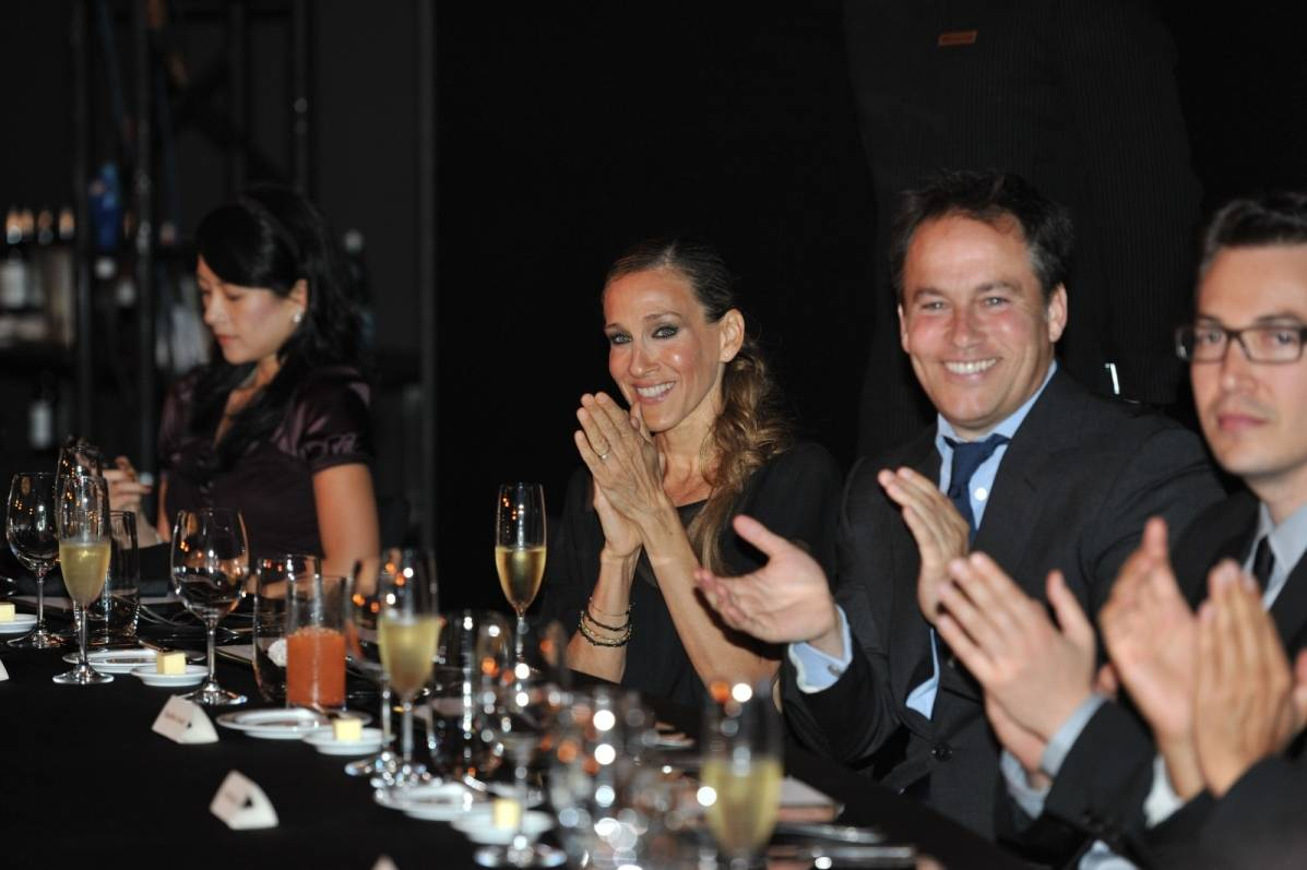 Cindy Chao-The Art Jewel Private DINNER. SJP
